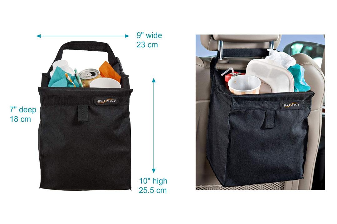 High Road Trash Car Litter Bag