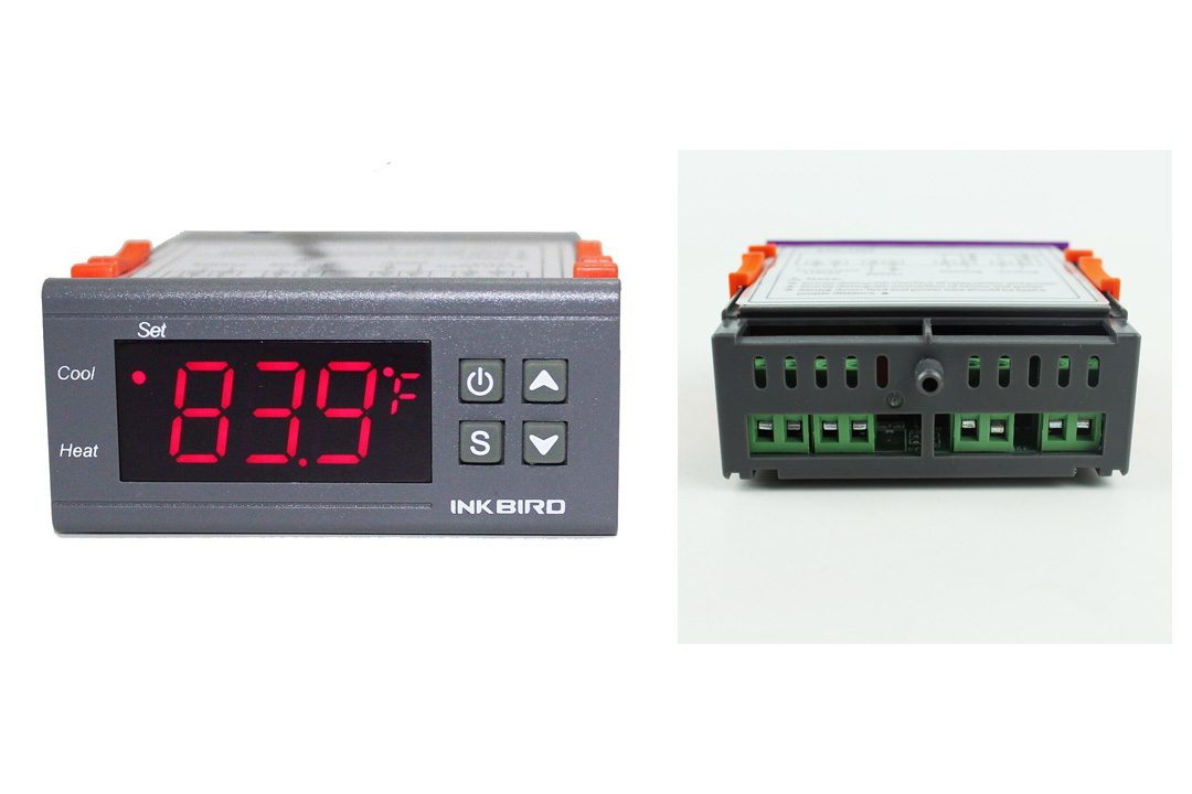 Lerway 110V Stc-1000 All-Purpose Temperature Controller 2 Relay Output Thermostat