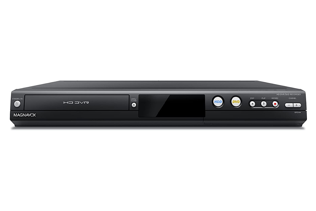 Magnavox MDR865H HD DVR/DVD Recorder with Digital Tuner (Black)