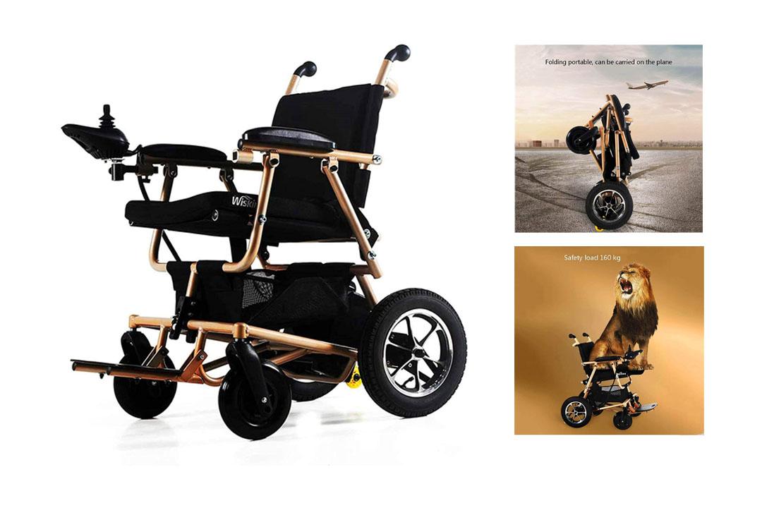 Mobility Aid Wheel Chair, Electric Wheelchair