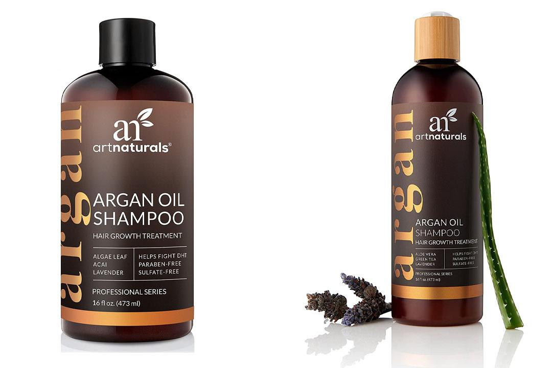 Organic Argan Oil Hair Loss Shampoo