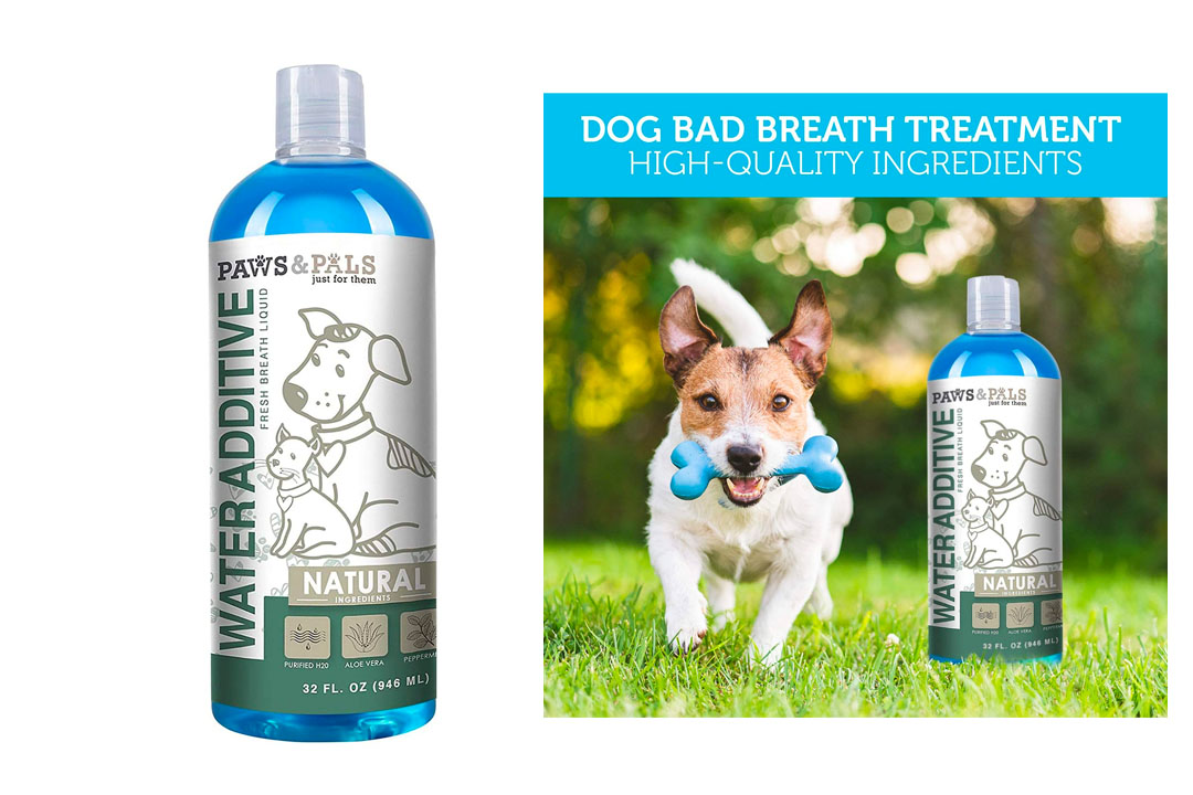 Pet Dog Breath Freshener Water Additive Mouthwash for Fresh Teeth Cleaning Plaque Tartar Remover Cat Oral Dental Care