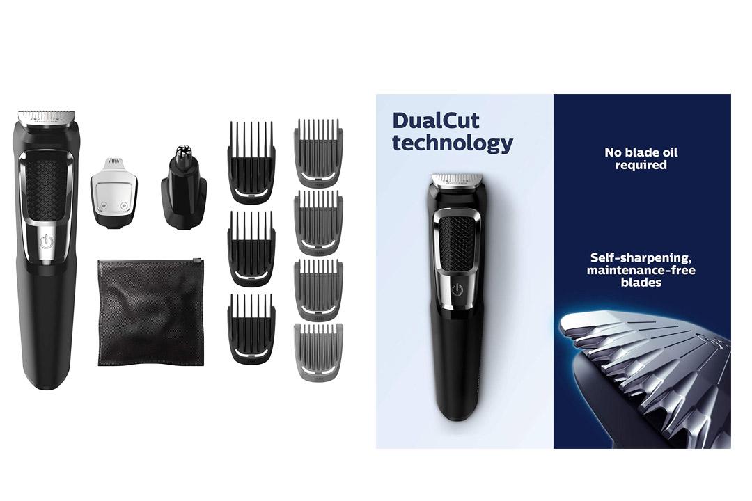 Philips Norelco Multigroom Series 3100, QG3330 (Packaging May Vary)