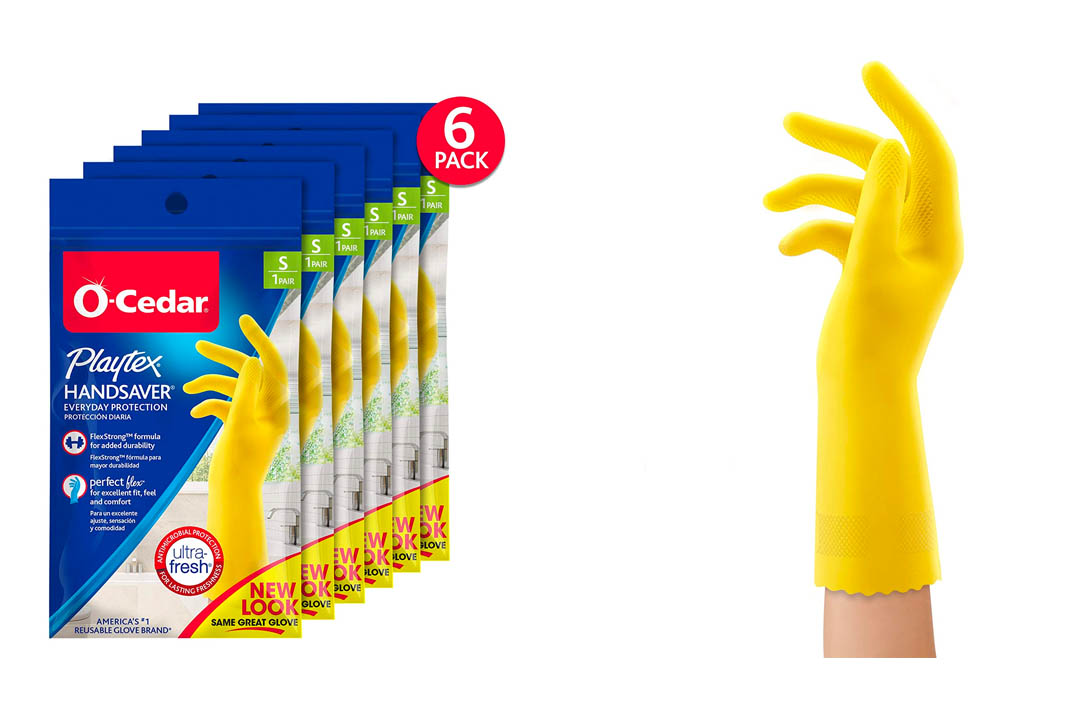 Playtex HandSaver Gloves Size Small