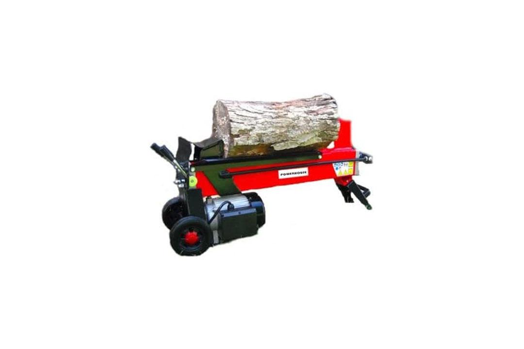 owerhouse Electric Hydraulic Log Splitter