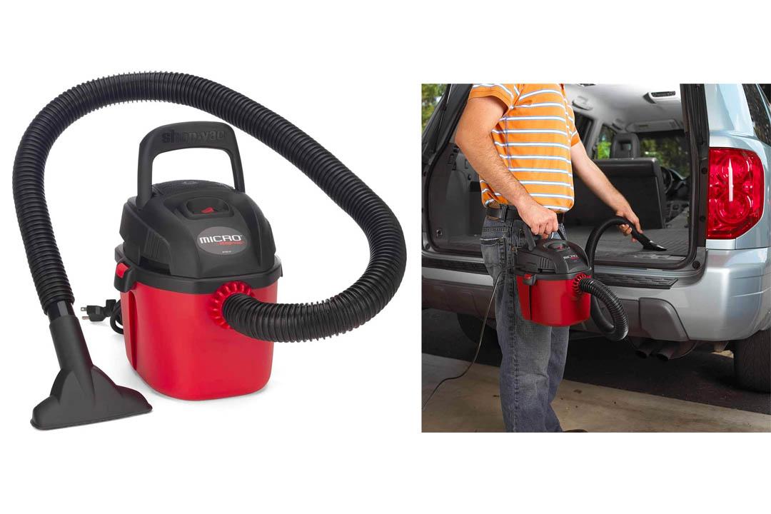 Shop-Vac 2021000 Micro Wet/Dry Vacuum