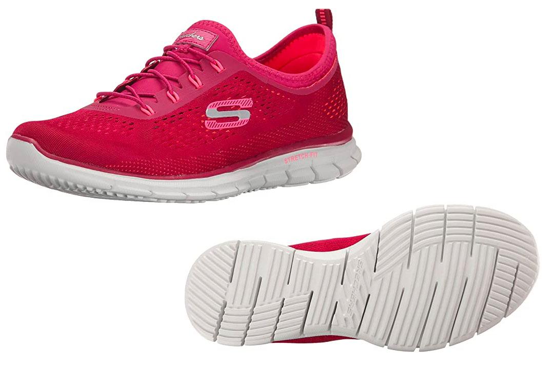 Sport Women's Harmony Fashion Sneaker (Skechers)