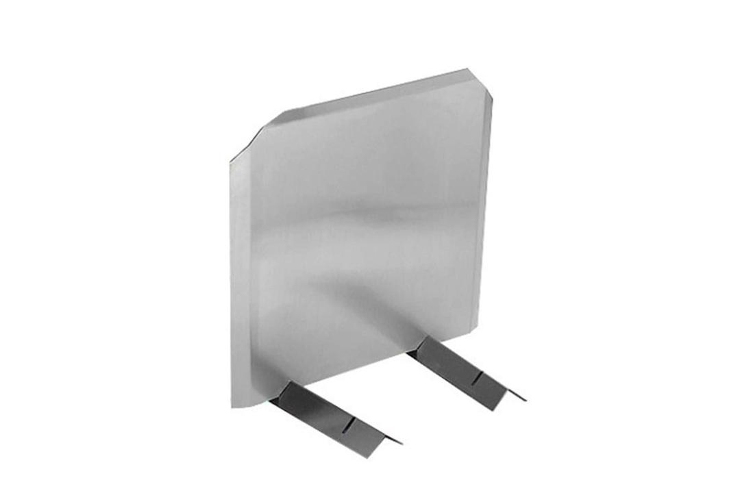 Stainless Steel Radiant Fireback