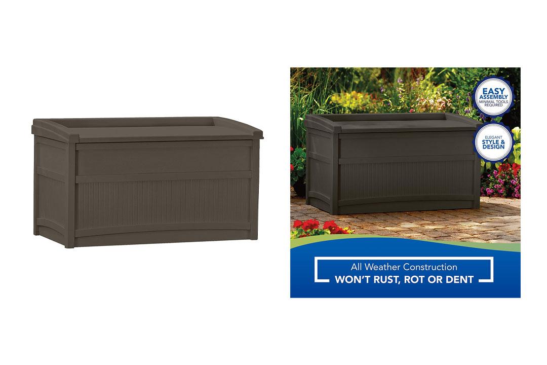 Suncast DB5500J 50-Gallon Deck Box