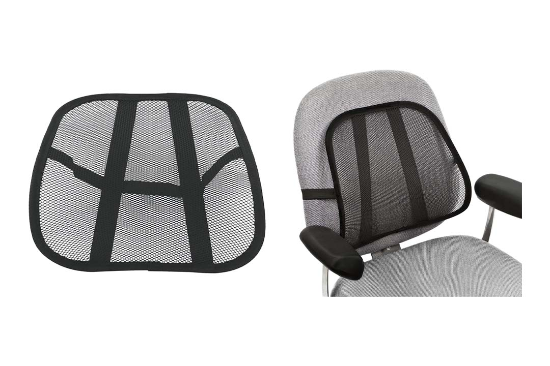 Travelon Cool Mesh Back Support System ( BLACK ONLY)