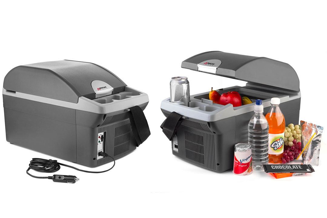 Wagan EL6214 12V Personal Cooler/Warmer - 14 Liter Capacity