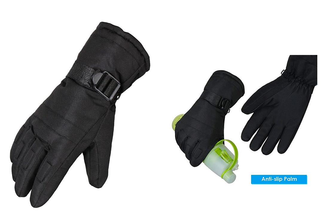 Waterfly Fashion Men's Winter Gloves