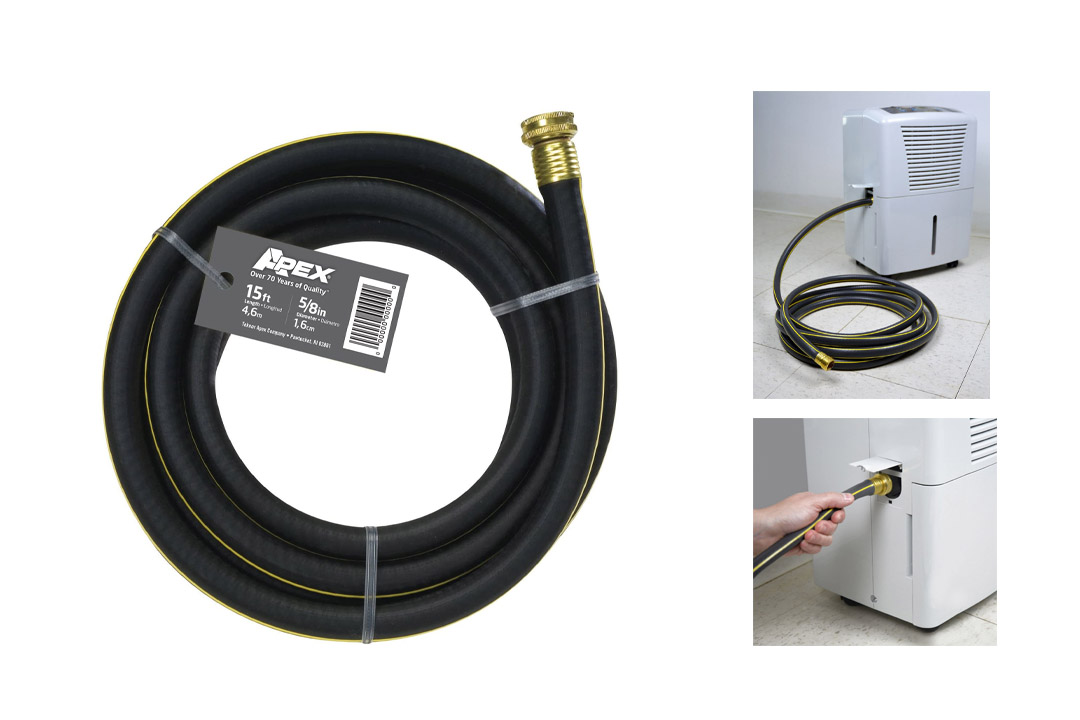 Apex REM 15 15-Foot Connector Hose Remnants, Colors May Vary