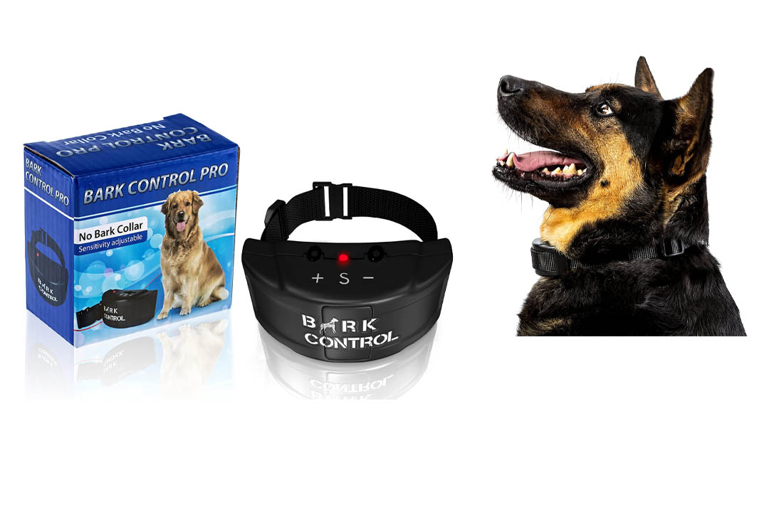 Bark Control- Pro Dog Collar