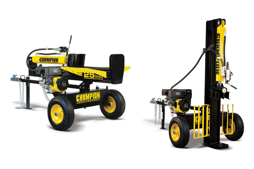 Champion Power Equipment Log Splitter