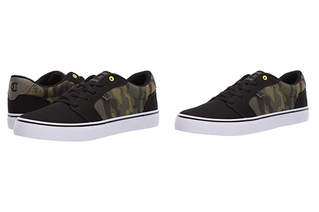 DC Men's Anvil TX Skate Shoe