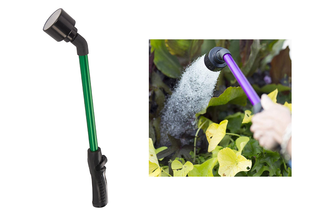 Dramm 14864 One Touch Rain Wand with One Touch Valve