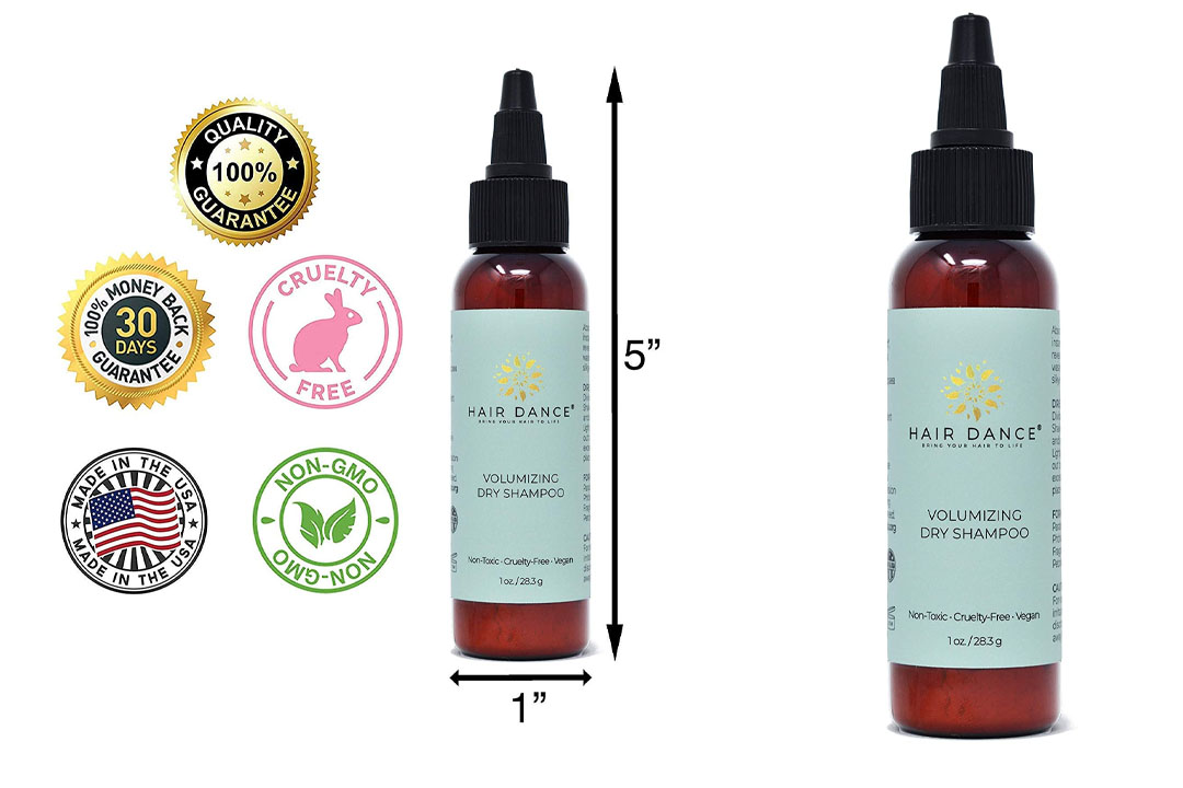 Dry Shampoo Powder Natural & OrganicDry Shampoo Powder Natural & Organic