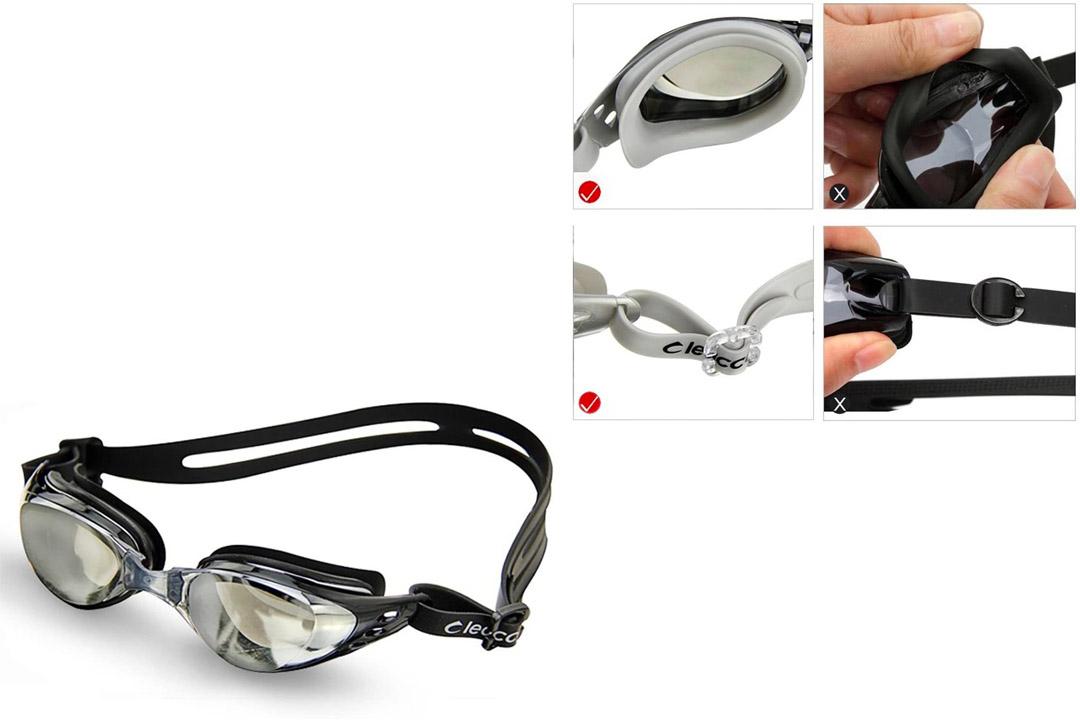 Foxnovo Leacco DL603 Adjustable Unisex Adult Non Fogging Anti-UV