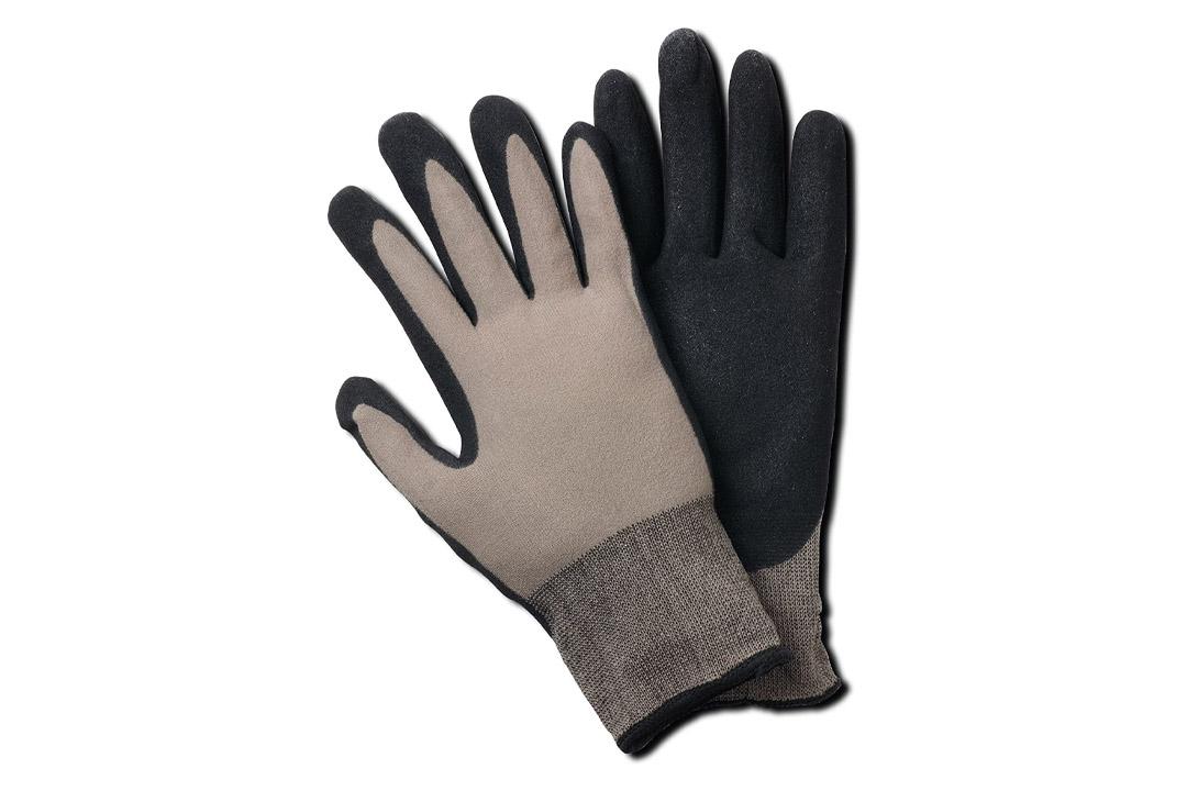 HandMaster Bella Men's Comfort Flex Coated Garden Glove In Medium/Large Size