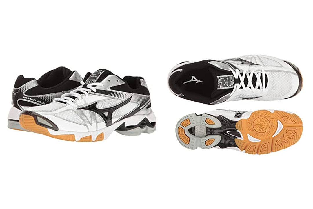 Mizuno Men's Wave Bolt 6 Volleyball-Shoes