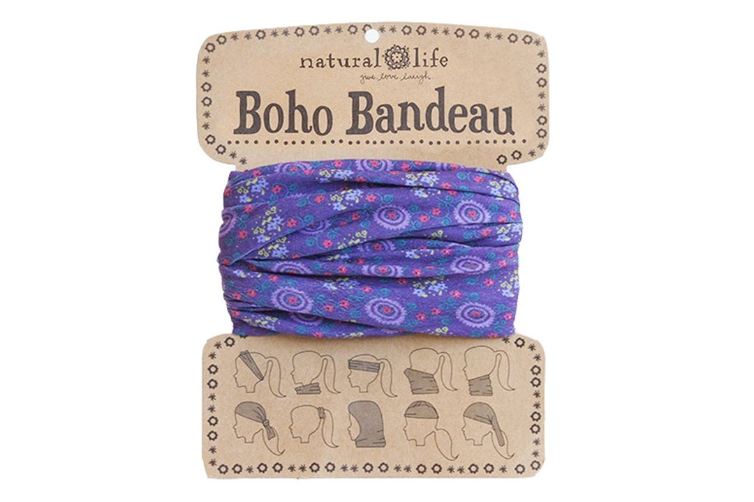 Natural Life Boho Bandeau Pattern