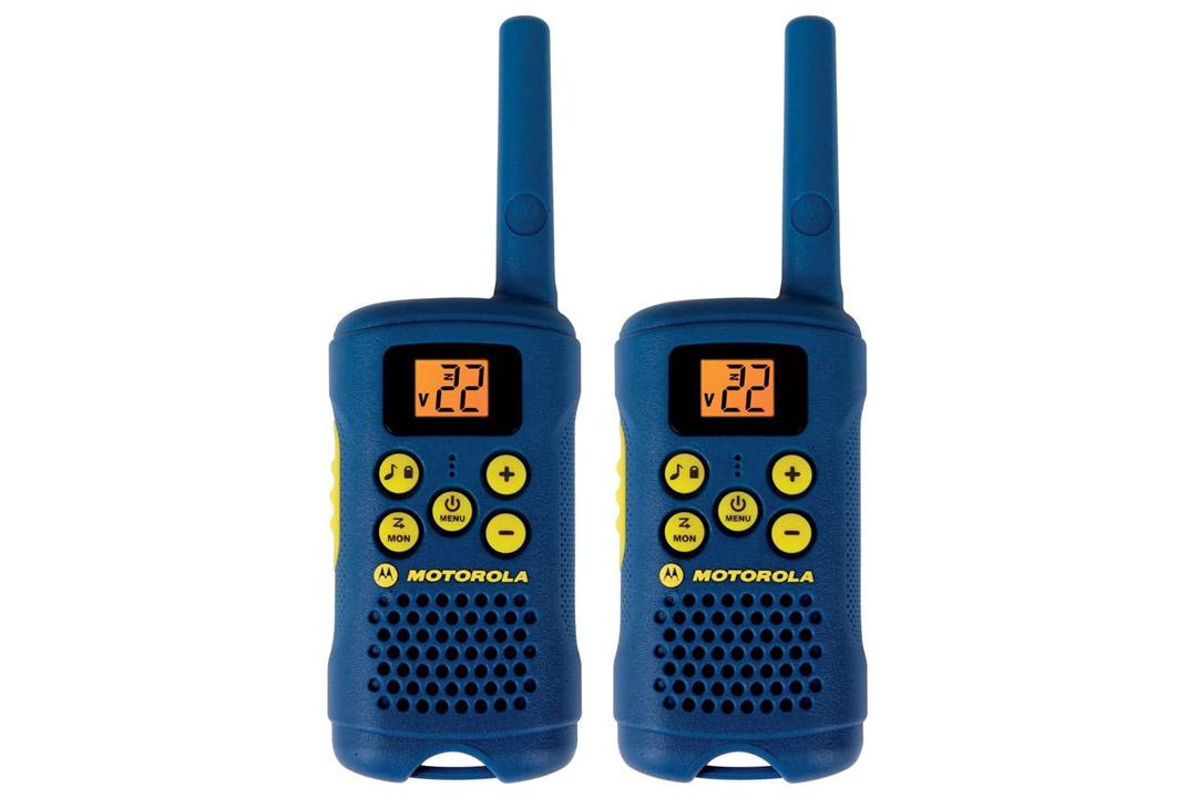 Pair of Two-Way Radio