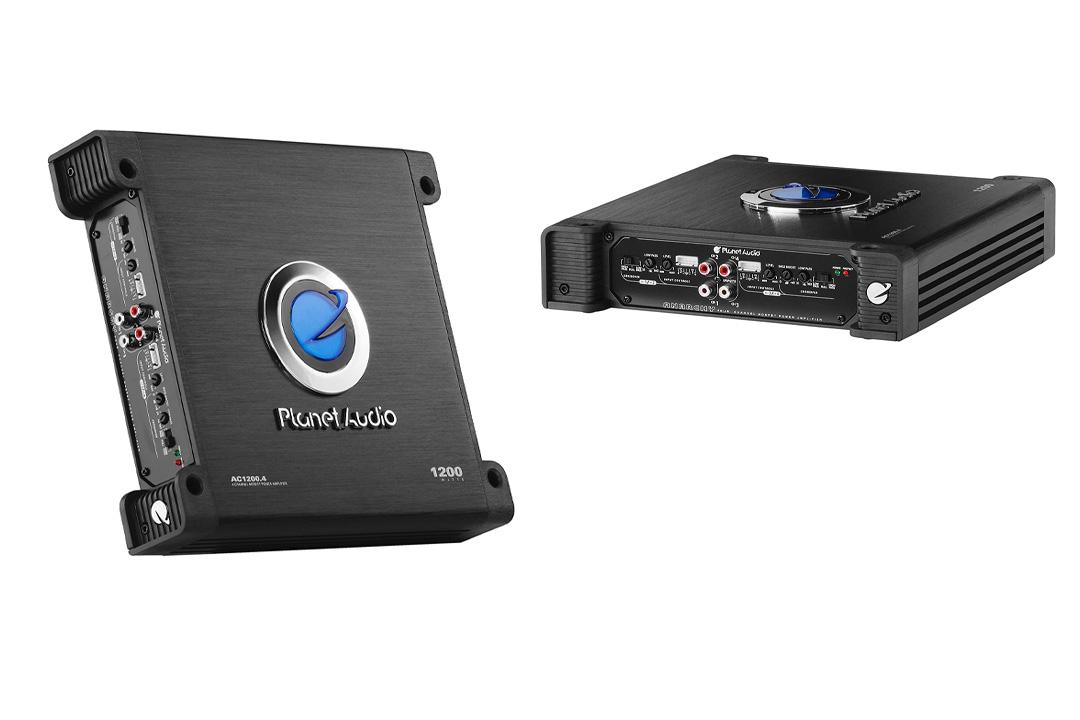 Planet Audio AC1200.4 Anarchy 1200 Watt, 4 Channel MOSFET Car Amplifier