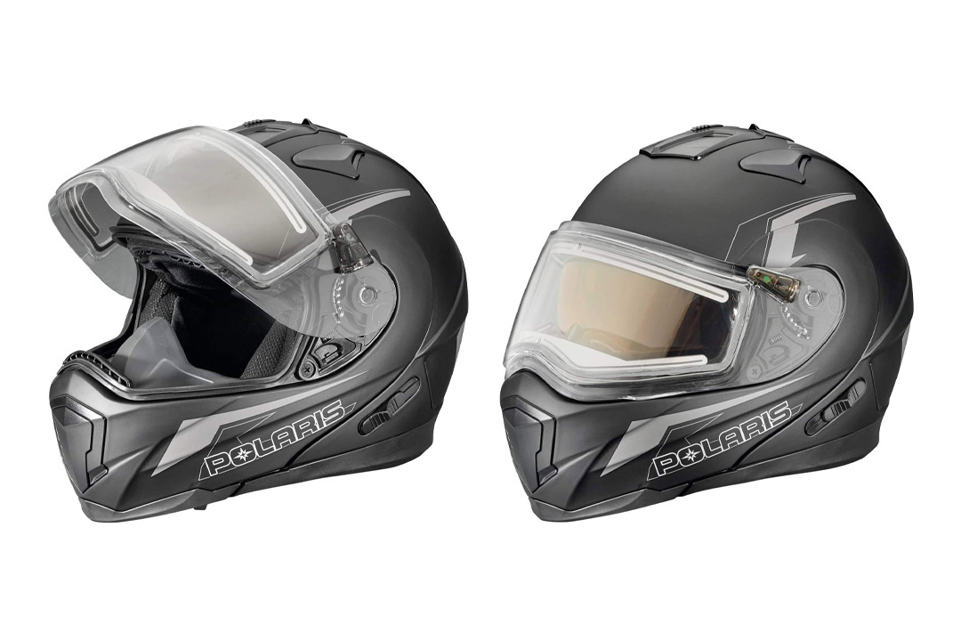 Polaris Modular 1.5 Helmet W/Electric Shield