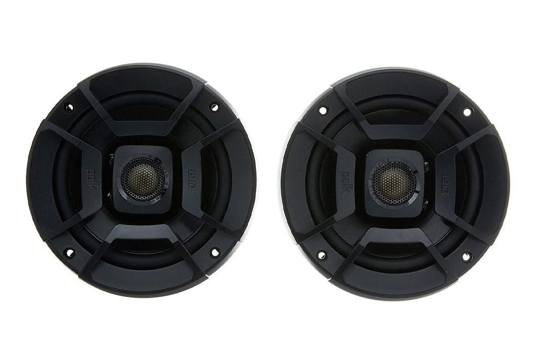 Polk Audio DB522 5.25-Inch 300-Watt 2-Way Speakers (Pair)