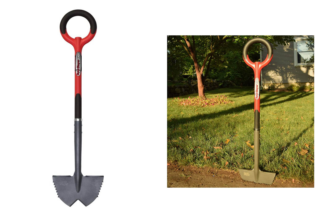 Radius Garden 22611 Root Slayer Edger, Red