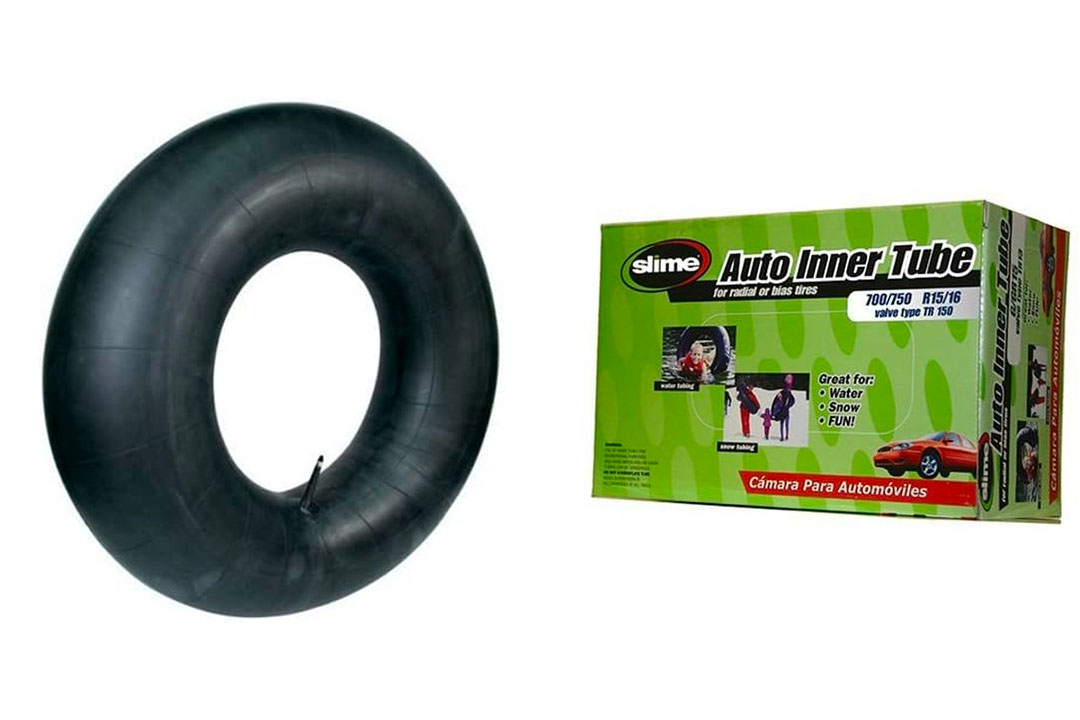 Slime 5001-A Raw Auto Inner Tube - 700/750 R15/16
