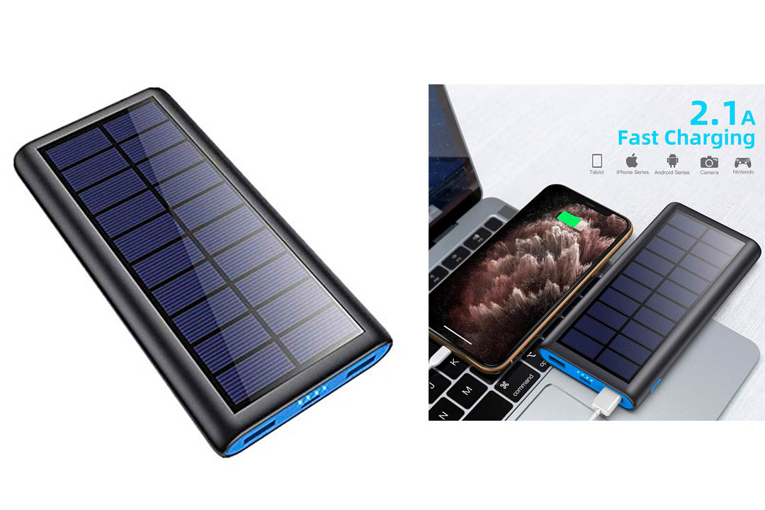 Solar Portable Charger 26800mAh