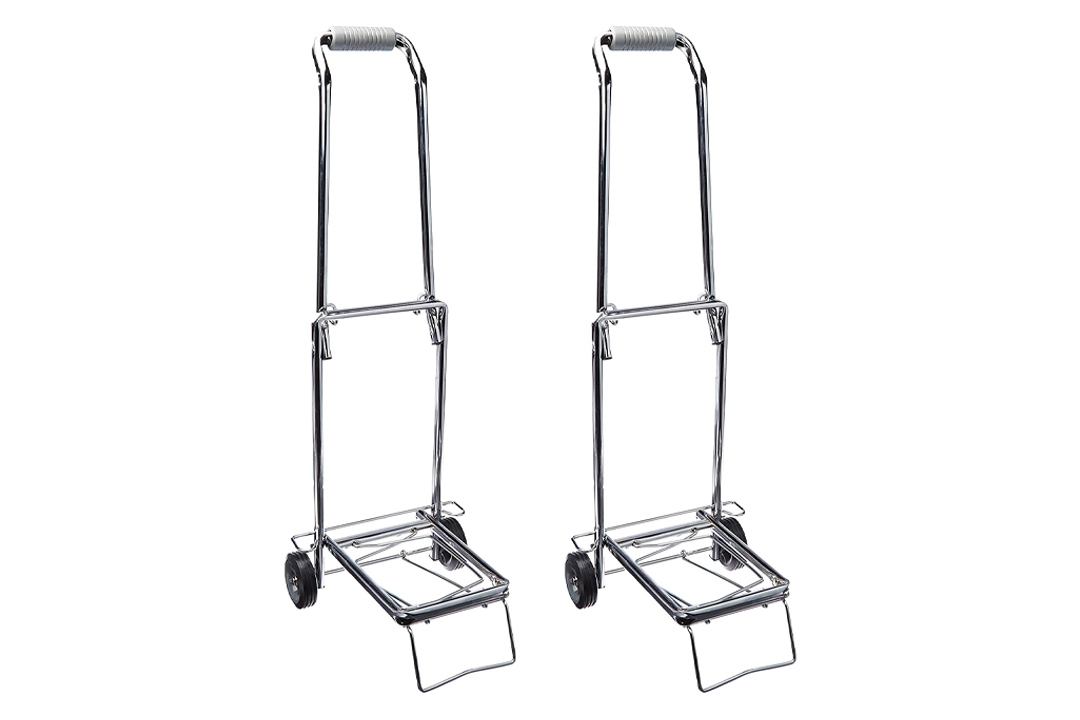 Sparco Compact Luggage Cart, 150 lbs., Capacity, CE (SPR01753)