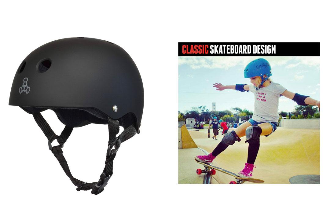 Triple Eight Brainsaver Helmet