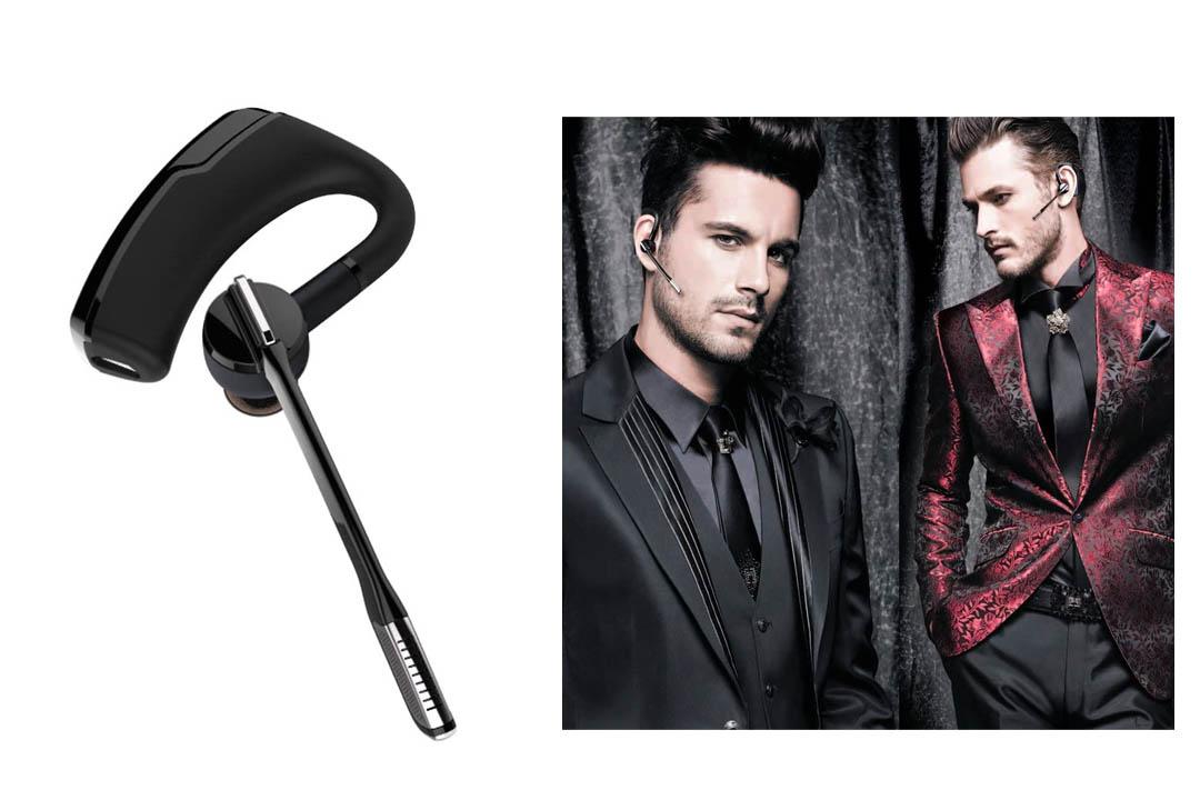 aLLreLi K6 Bluetooth V4.0 Wireless Headsets