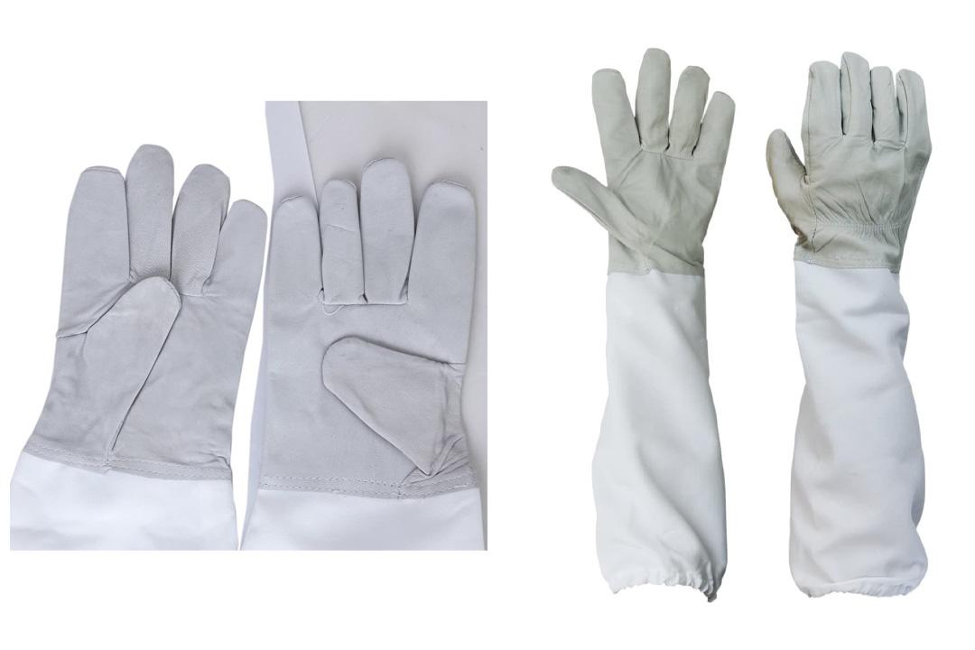 BESTOPE 1 Pair Beekeeping Protective Gloves
