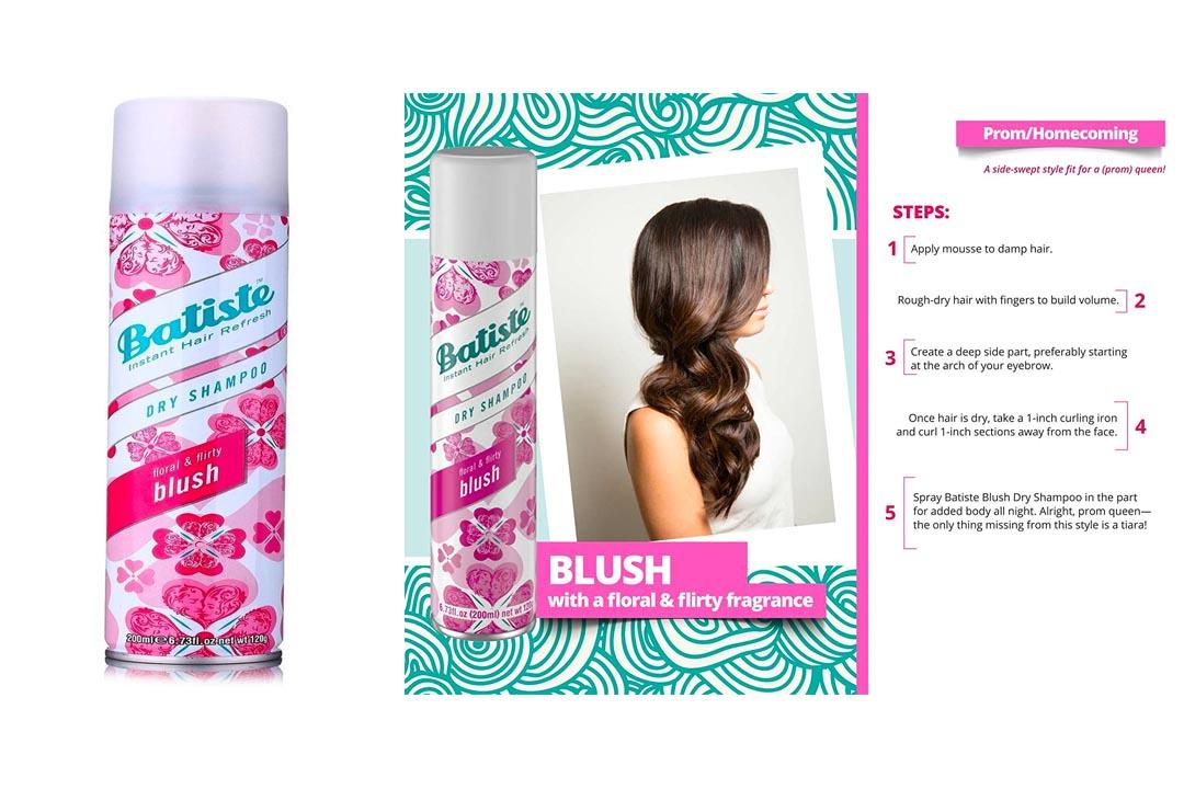 Batiste Dry Shampoo 6.73 Ounce