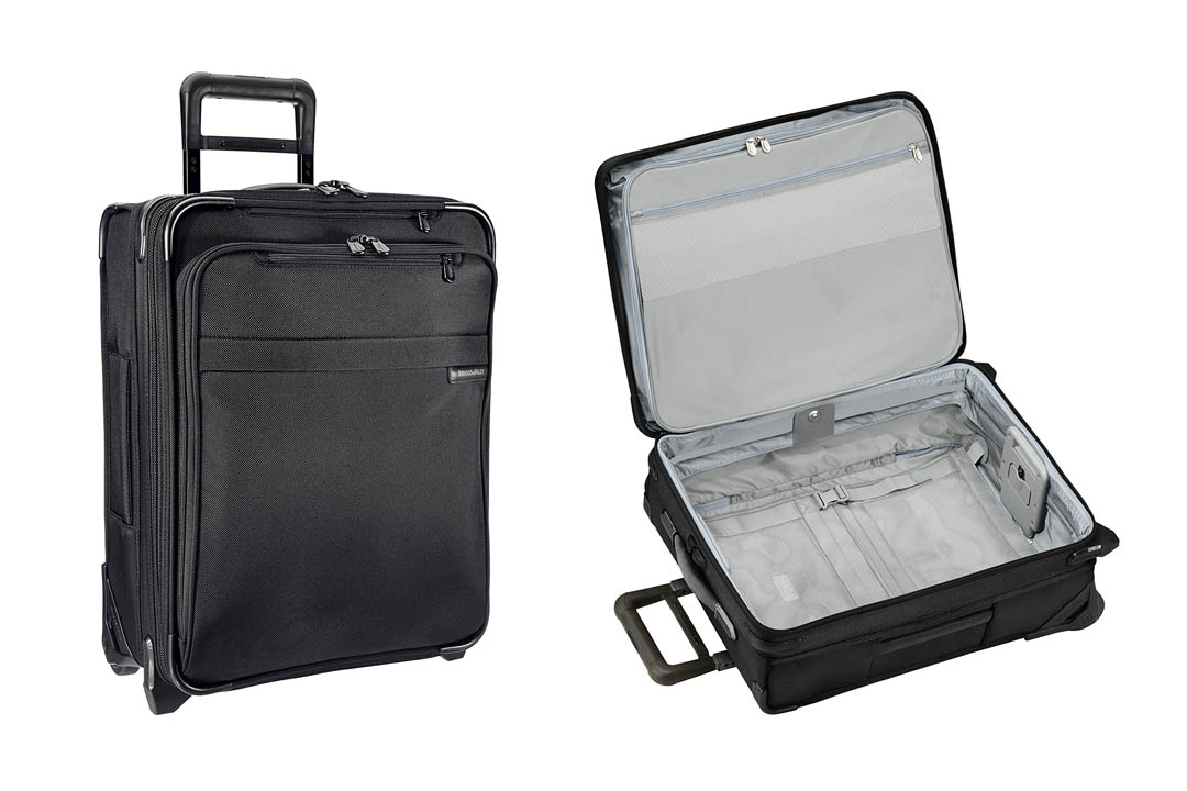 Briggs & Riley Baseline Wide-Body Upright Carry-On