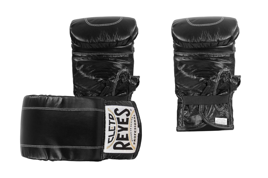 Cleto Reyes Leather Bag Gloves