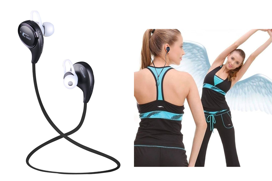 Cootree Bluetooth Headphones