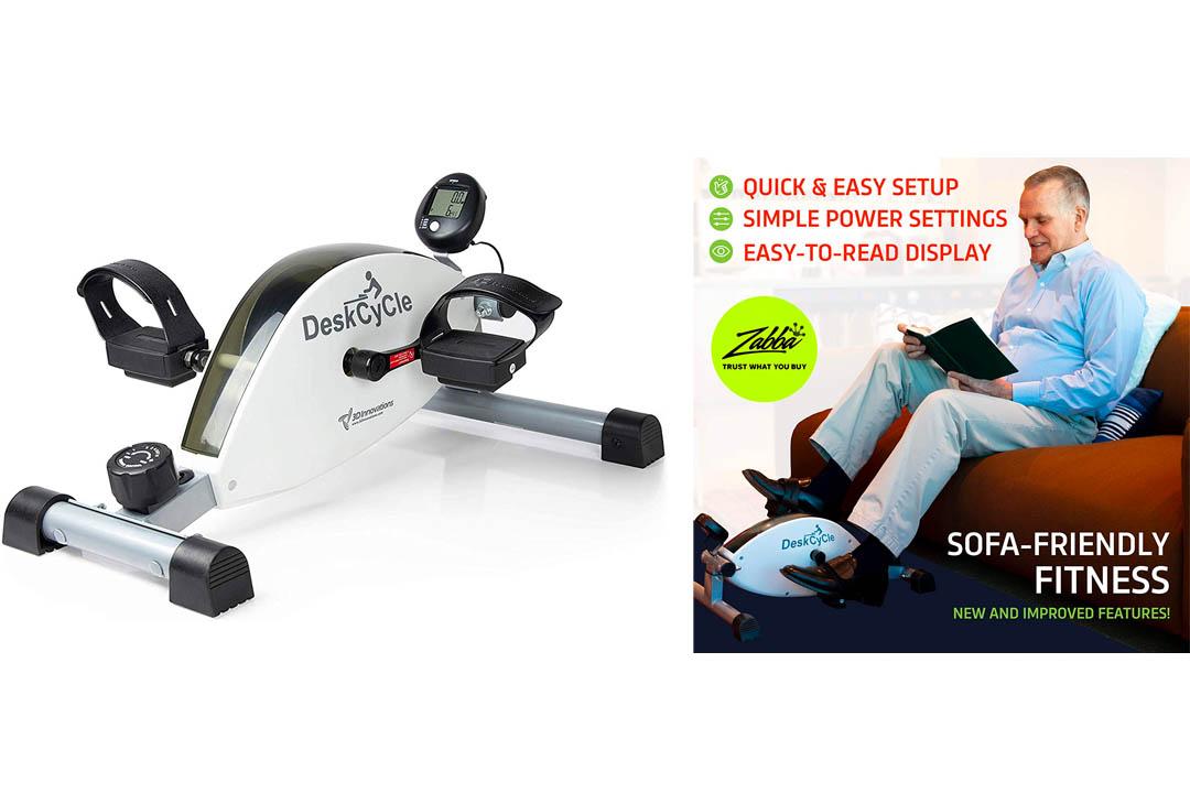 DeskCycle Bike Pedal Exerciser