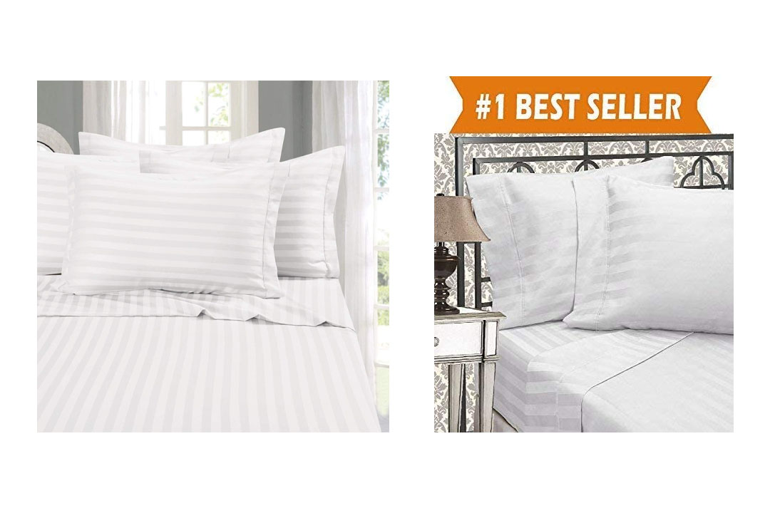 Elegant Comfort Best, Softest, Coziest 6-Piece Sheet Sets