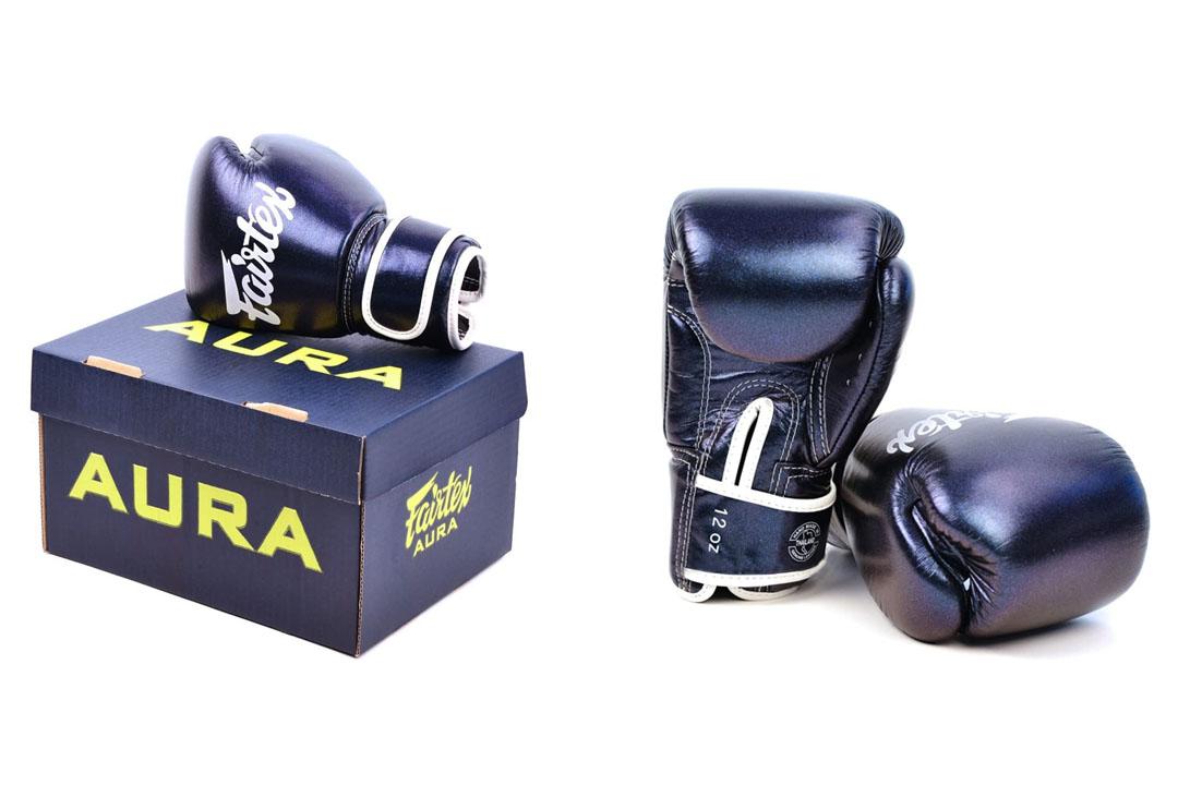 Fairtex Muay Gloves