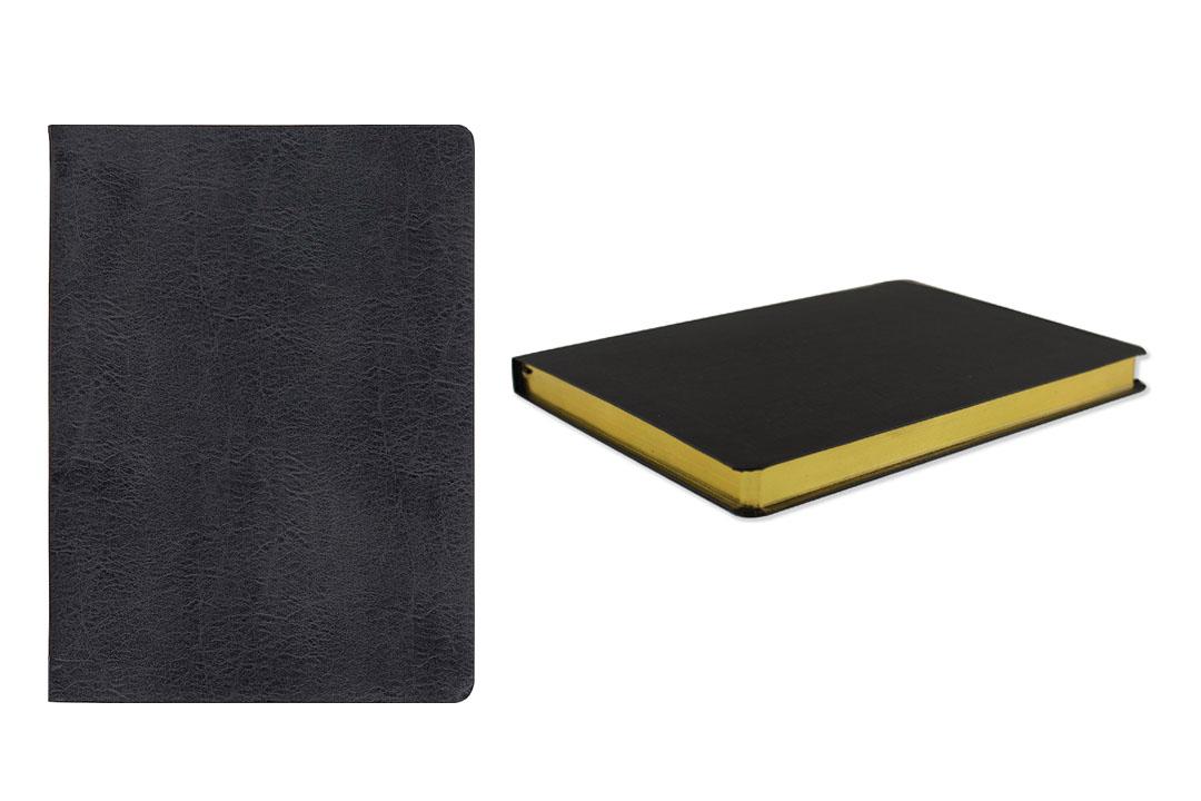 Flanders Black Leather Journal
