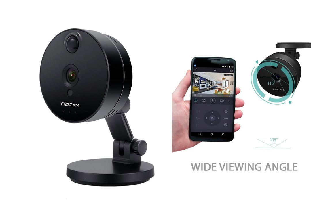 Foscam C1 Indoor HD 720P Wireless IP Camera