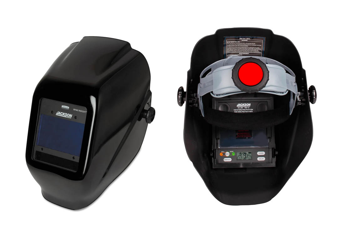 Jackson Safety W40 Insight Variable Auto Darkening Welding Helmet