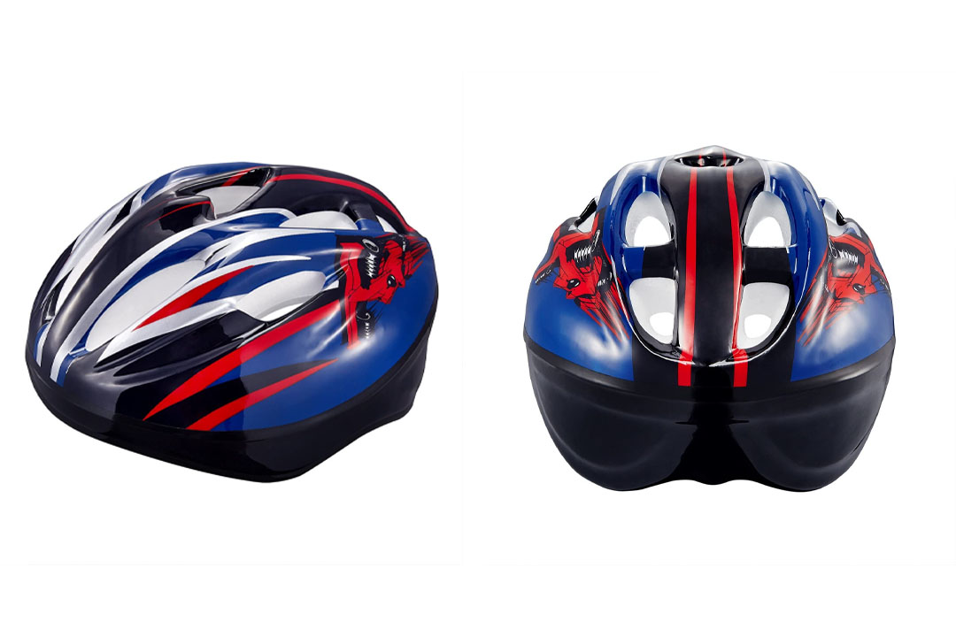 KUYOU Multi-Sport Helmet for Kids Cycling/Skateboard/Bike/BMX/Dry Slope Protective Gear Suitable 3-8 Years Old
