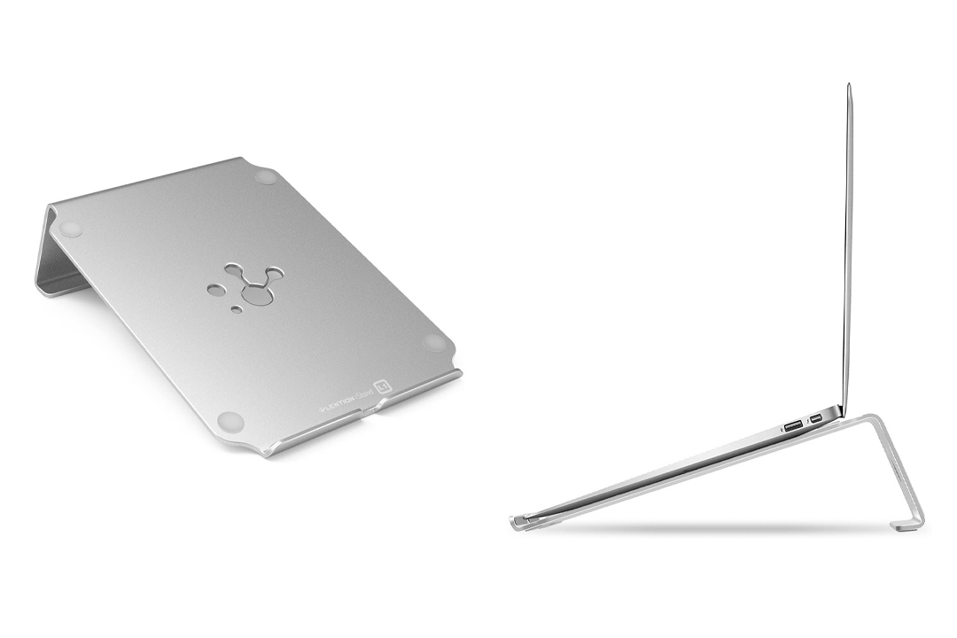 LENTION Aluminum Laptop Stand - for MacBook Air / Pro 13 15, iPad Pro 12.9