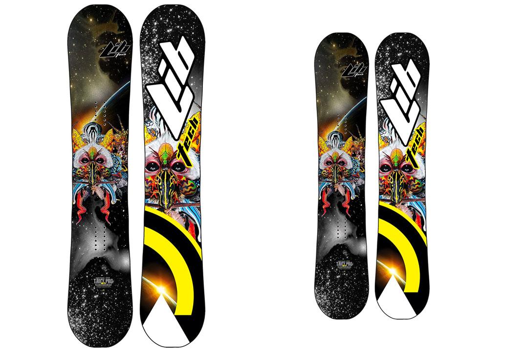 Lib Tech T. Rice Pro HP Men's Snowboard
